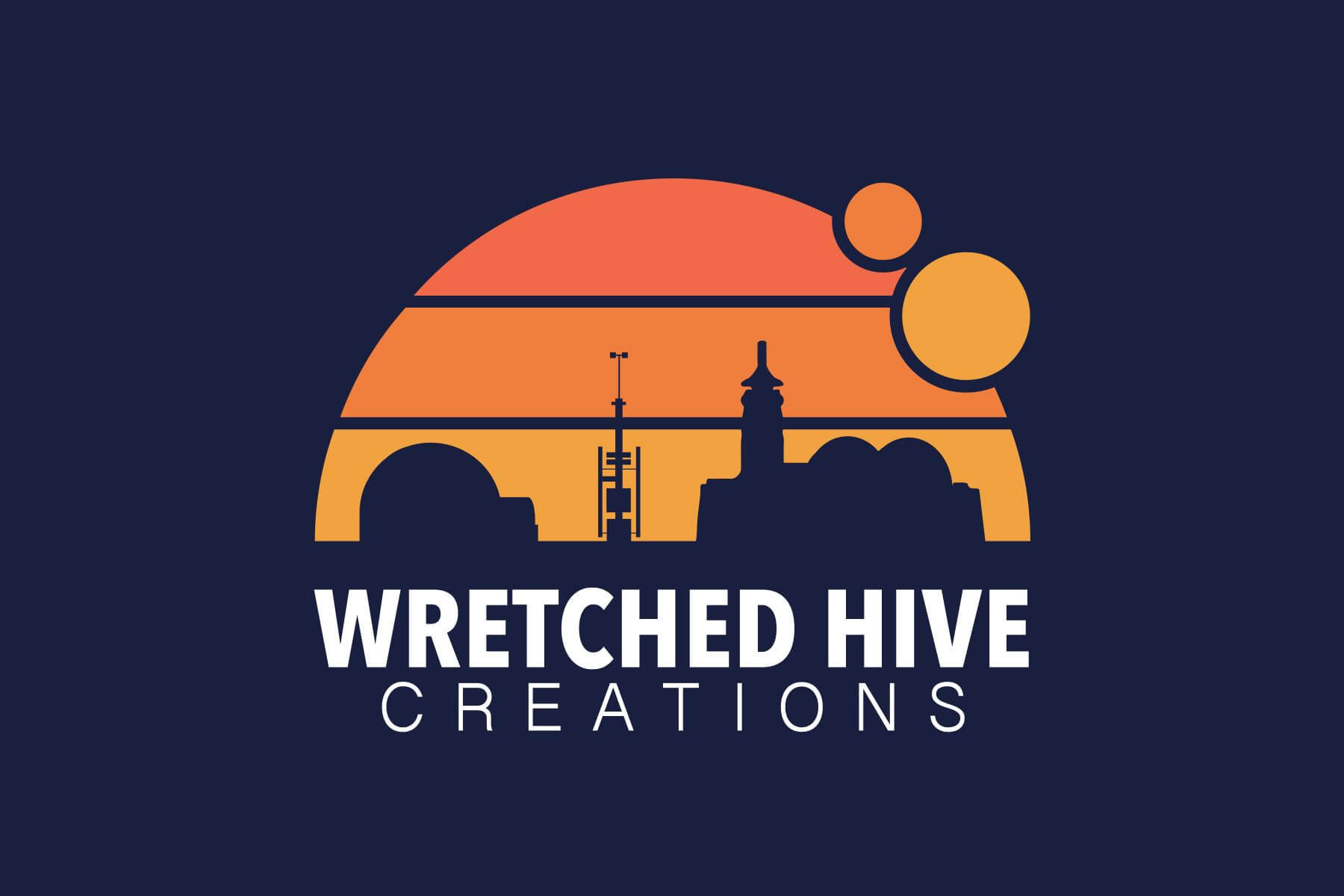 Wretched Hive Creations Logo