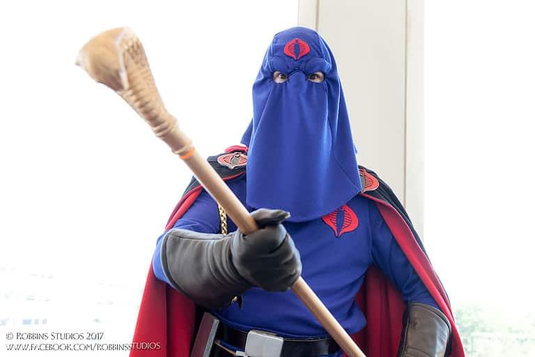 Hooded Cobra Commander