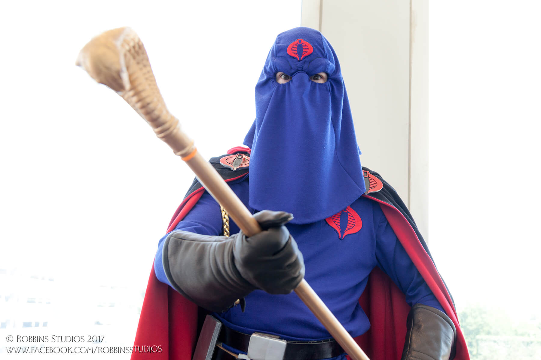 Hooded Cobra Commander