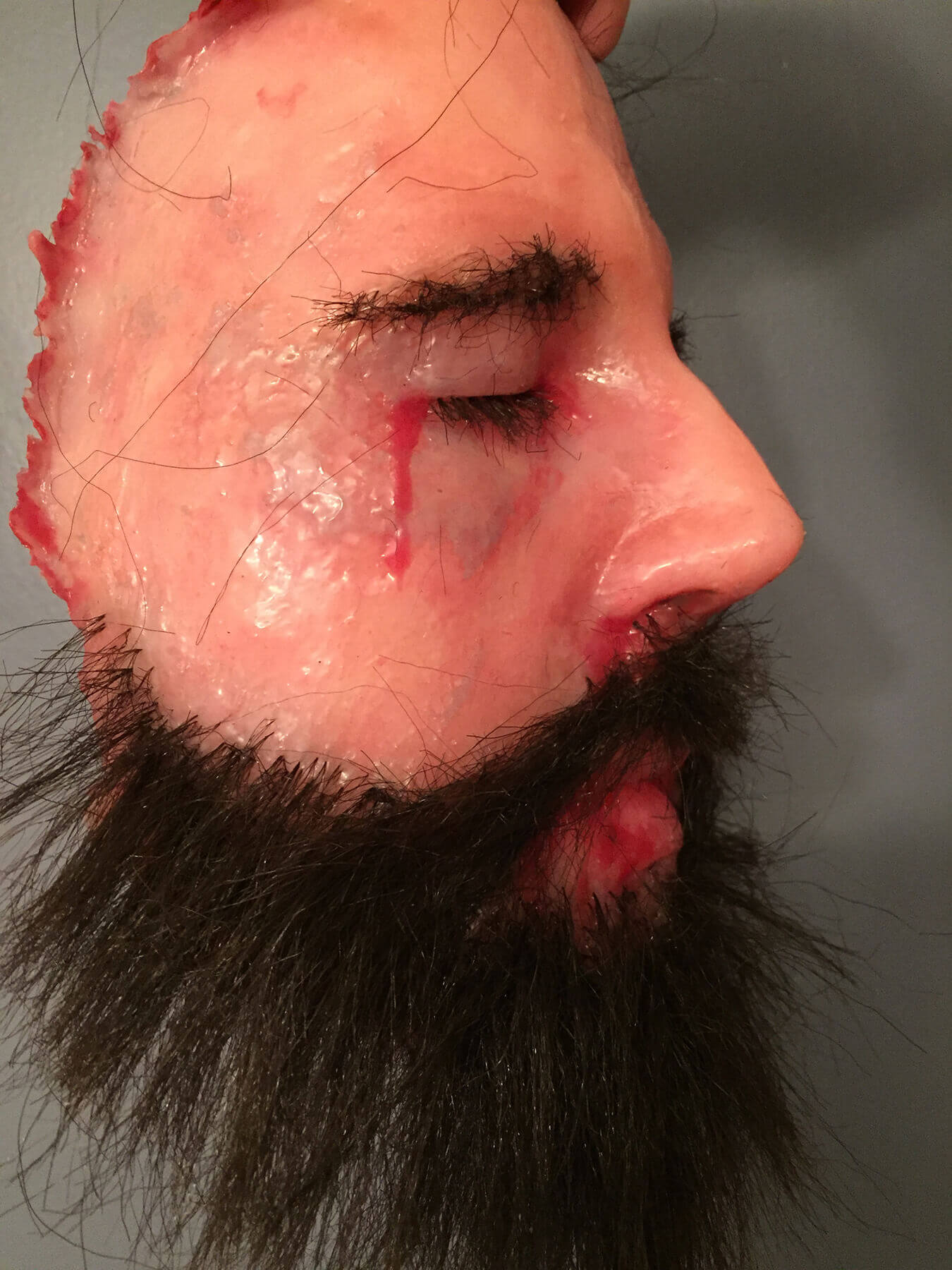 Silicone Face Prop