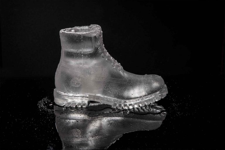 Two Below Zero Prototype Ice Boot