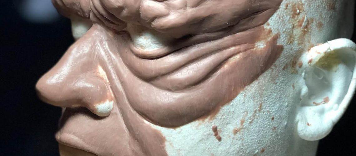 Emperor Palpatine Sculpt